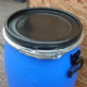 60 litre Clamp Top Drum